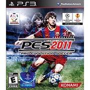 Игра для ps3 pro evolution soccer 2011 фото