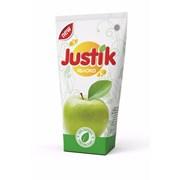 Нектар яблочный JUSTIK фото