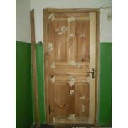 Ремонт та реставрація дверей фото