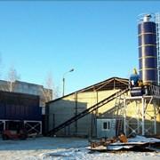 Бетонный завод Лента-18 фото