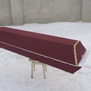 Гроб Социальный фото