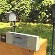 Радиоволновое средство обнаружения Зенит для системы охраны периметра. фото