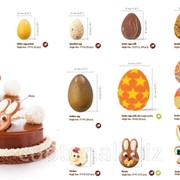 Шоколадные яйца фото