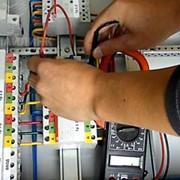 Проверка соединений заземлителей с заземляемыми элементами с измерением переходного сопротивления фото
