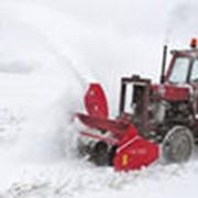 Машины путевые: снегоочистители плуговые фото