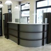 Мебель для банков и учреждений фото