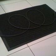 Однослойный коврик с подогревом 50х105 фото