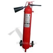 Огнетушитель углекислотный ОУ- 7(10) (v-10л., m.з.-7кг.) фото