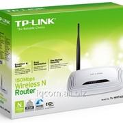 Wi-Fi точка доступа 802.11n TP-Link TL-WR740N фото