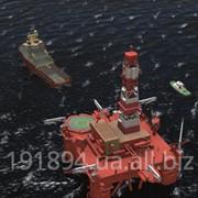 """Курс """"Управление и маневрирование плавучими буровыми установками"""" фото"""