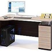 Угловой письменный стол Сокол КСТ-104.1 фото