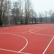 Устройство спортивных площадок фото