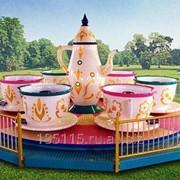 Атракцион Чашки Tea Cups 6 Code 184 фото