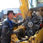 Диагностика и ремонт двигателей спецтехники фото