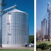 Проектирование комплексов зернохранения фото