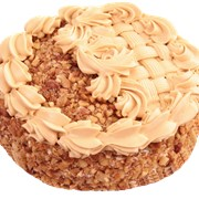 Торт бисквитный Смуглянка фото