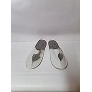 Тапочки банные муж войлок р.42/43 Б172 фото