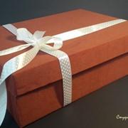 Подарочные коробки на заказ фото