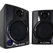Активные студийные мониторы M-Audio AV30 MKII (пара) фото