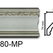 Карниз с орнаментом Frame Miga (Decor-Dizayn) A1080-MP фото