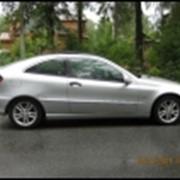 Автомобиль Mercedes-Benz C 180 фото