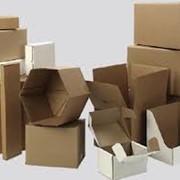 Коробки картонные упаковочные, гофрокоробка фото