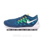 Кроссовки Nike Free 5.0 Nightshade/Turbo Green арт. 23321 фото