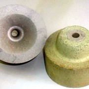 Стакан-дозатор бикерамический фото