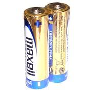 Батарейки пальчиковые MAXELL LR6 2PK SHRINK (шт.) фото