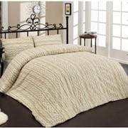 Комплект постельного белья ARYA Tweed ранфорс печатный полуторный 1001334 фото