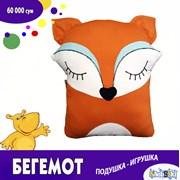 Подушка - игрушка - бортик детская фото