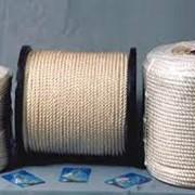 Верёвка капроновая диам.16мм фото