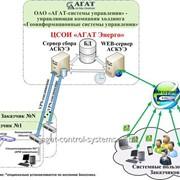 Центр сбора, хранения и обработки информации (ЦСОИ) АГАТ Энерго фото