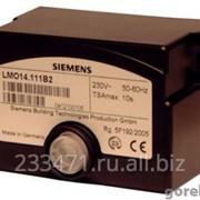 Автомат горения Siemens серии LMO фото