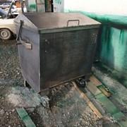 Евроконтейнер для мусора 1,1 м3 фото