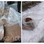 Противогололёдная смесь ХФа-20,мешок 25 кг,песчано-солевая. фото
