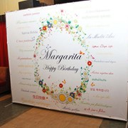 Chiria carcasei a fotopanoului Elegant (4,0x2,4 m) фото