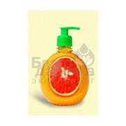 Жидкое гель мыло мандарин вс 460 мл 39630 фото