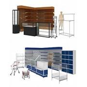 Производство и продажа торгово-выставочного оборудования. фото