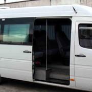 Услуги маршрутных такси фото
