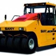 Гидравлический дорожный каток sany yl26c фото