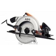 Циркулярная пила AEG KS 55 C фото