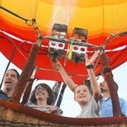 Групповые полеты на воздушном шаре фото