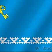 Флаг города Муравленко (ЯНАО) фото
