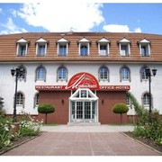Гостиничные номера: двухместные стандарт. Гостиница Меридиан Мариуполь фото