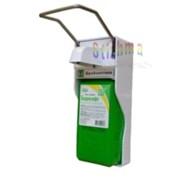 Дозатор ДУ-010 с локтевой клавишей для жидких дезсредств и мыла фото
