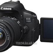 Цифровой фотоаппарат Canon EOS 700D Kit с объективом W18-55mm IS фото