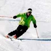 Лыжи беговые фото
