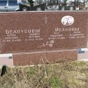 Надгробные памятники из различных материалов с гарантией 10 лет фото
