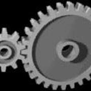 Колеса зубчатые измерительные цилиндрические прямозубые фото